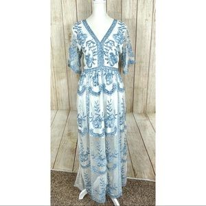 Altar'd State   Catania Maxi Dress
